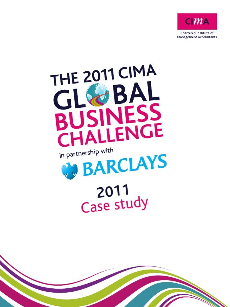 cima gbc 2010 case study