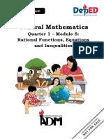 gen math m5