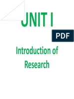 UNIT I_introduction to Business Research [Compatibility Mode]