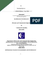4P6 INTERNSHIP REPORT.doc