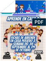 ?5° FICHAS PERÍODO 2 SEM 28 SEP AL 9 OCT