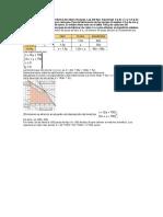 programacion lineal ejercicio