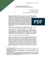 LEDO; SABO; AMARAL. Existencialidade humana - o negócio jurídico na visão pós-moderna.pdf