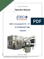 Operator Manual MU 10031 8-10 R01 en
