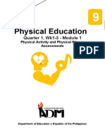 pe9_q1_mod1_Physical Activity and Physical Fitness Assessments _v3