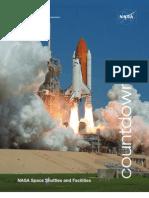 Countdown NASA Space Shuttles and Facilities