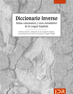 d858030ad59 Diccionario Inverso de La Lengua Espanola