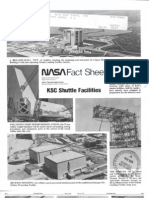 NASA Fact Sheet KSC Shuttle Facilities