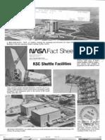 NASA Fact Sheet KSC Shuttle Facilities