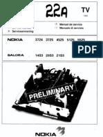 Nokia 3724_3725_4525_5125_5525 mono plus chassis