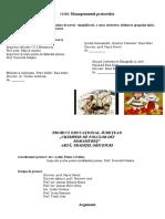 TEMA 5-managementul  proiectelor