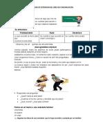 ACTIVIDAD DE EXTENSION DEL AREA DE COMUNICACIÓN