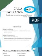CLÍNICA LA ESPERANZA (SIMULADA)