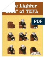 GAMES The Lighter Side of TEFL. A Teacher's Resource Book of Fun Activities for Students of English as a Foreign Language