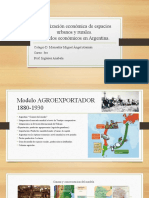 Modelos económicos en Argentina