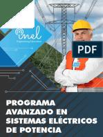 Programa Avanzado en Sistemas Electricos de Potencia