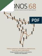 ÍCONOS. Revista de Ciencias Sociales N.º 68, Vol. XXIV (3er. Cuatrimestre)