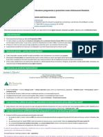 Etape Informatii Derulare Programe Si Proiecte Ja