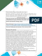 Ficha 1 para el desarrollo de la fase 2