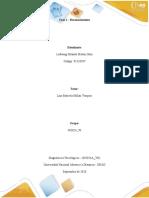 Fase 1 - DIAGNOSTICOS PSICOLOGICOS
