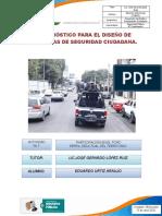 Eduardo Urtiz Araujo Foro perfil delictual del territorio.