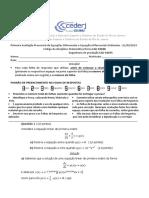 AP1 - EDO - 2019.2 (Gabarito)Cederj
