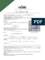 AP1 - CIV - 2020.1 (Gabarito) cederj