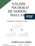 3.ANÁLISIS TOPOLÓGICO DE NODOS-MALLAS