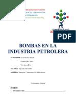 BOMBAS EN LA INDUSTRIA PETROLERA GRUPO 9-1.docx