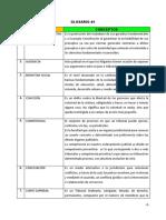 GLOSARIO SOBRE CONCILIACION Y DECISIOON LABORAL-1