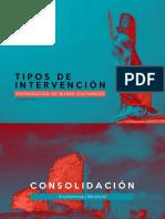 CRITERIOS - EJEMPLOS Tipos de intervención_Lourdes Escobar