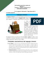 L. CASTELLANA 8° ACTIVIDAD #6