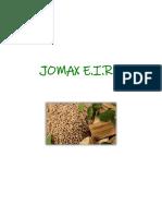 AREA DE INFLUENCIA  JOMAX
