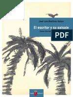 EL ESCRITOR Y SU PAISAJE
