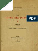 Le Livre des Portes Tome I Fasc 1 Texte by Alexandre Piankoff, Charles Maystre (z-lib.org).pdf