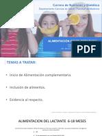 ALIMENTACIÓN-COMPLEMENTARIA UC