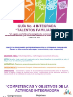 6 ARTES-EMPRENDIMIENTO-MATEMATICAS-EDU FISICA Guía 4 BIBI FELI AUG RIC MAY
