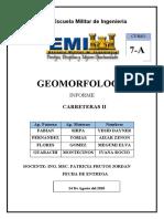 GEOMORGOLOGIA GRUPO 5
