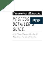 Training Manual