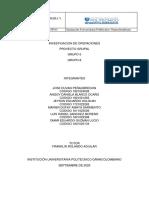 Investigacion de operaciones - entrega 1