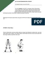 Gerak Dasar Basic Motion Dalam Permainan Bola Basket