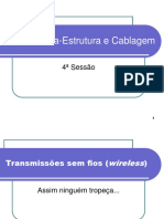 Infra-Estrutura e Cablagem_Sessão4