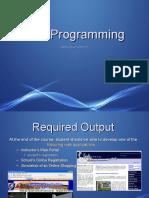 PHP-Programming-Training