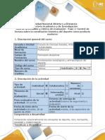 Guía de actividades y rúbrica de evaluación – Fase 1 – Control de lectura sobre la constitución histórica del deporte como producto moderno.docx