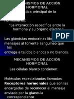 Mks DE ACCIÓN HORMONAL