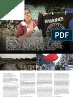 Programación Cinemateca Uruguaya 501