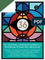 Programación Cinemateca Uruguaya 522