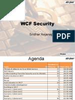 WCF Security