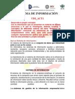 1.1. Conceptos de Sistemas de Información