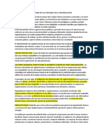 GESTION DE LAS PERSONAS EN LA ORGANIZACIÓN (1)